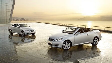 Lexus IS 250 Coupé Cabrio 2011, desde 54.955 euros