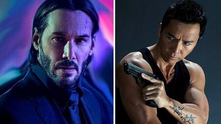 'John Wick 4' ficha a Donnie Yen: el actor y artista marcial repartirá estopa junto a Keanu Reeves en la cuarta entrega de la saga