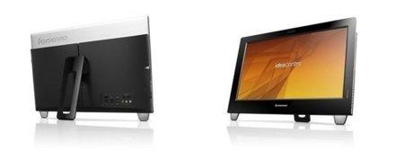 Lenovo B540 y B340: ahora todo en uno, ahora televisor