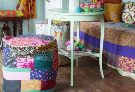 El Gipsy Style, un estallido de color en nuestra decoración