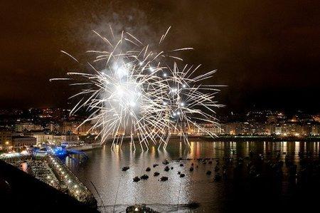 Fotografías de fuegos artificiales para inspirarse