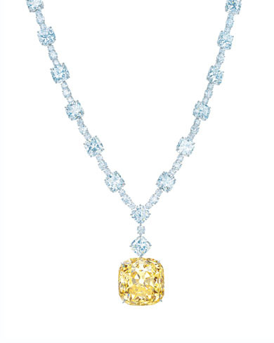 Tiffany Yellow Diamond