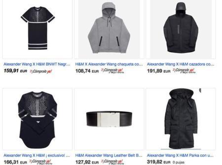 Alexander Wang Hm Ebay