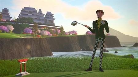 'Powerstar Golf' es el primer juego en oferta de Xbox One
