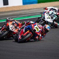 """Álvaro Bautista recuperó brío en Magny-Cours y reflexiona sobre Ducati: """"No se si será lo mismo que hace dos años"""""""