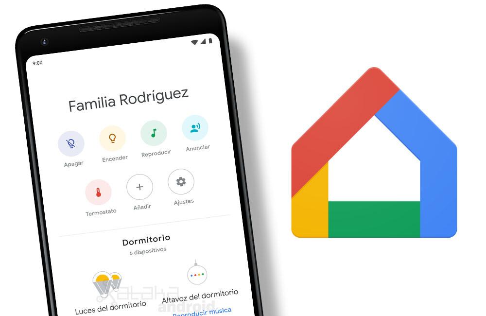 Google Home mejoría la vinculación de dispositivos domóticos con estas 2 mas recientes funciones