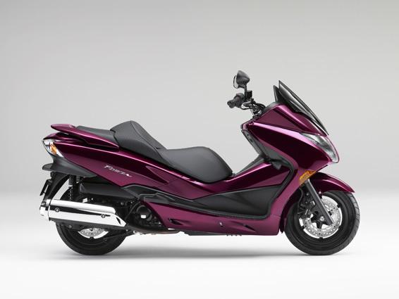Foto de Honda Forza Z y Forza Z ABS (5/8)