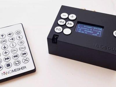 NanoSound Player, una excelente alternativa para convertir tu Raspberry Pi en un señor equipo Hi-Fi