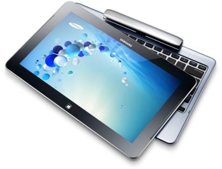 Samsung Ativ Smart PC abierto