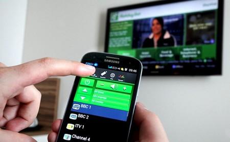 Cómo usar el móvil como mando a distancia de una tele