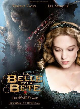 'La Bella y la Bestia' de Christophe Gans, póster y tráiler