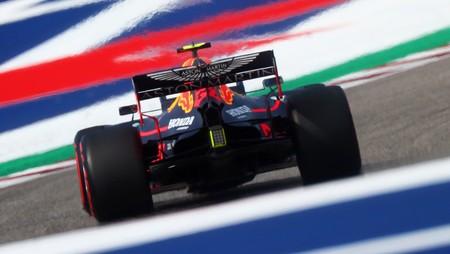 Red Bull Austin F1 2019