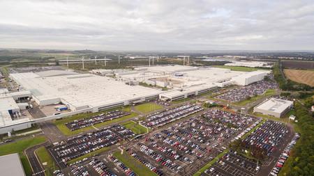 Nissan fábrica Sunderland reino unido