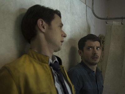 'Dirk Gently's Holistic Detective Agency' es absolutamente wibbly wobbly timey wimey