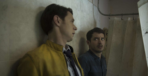 'Dirk Gently's Holistic Detective Agency' es absolutamente wibbly wobbly timey wimey