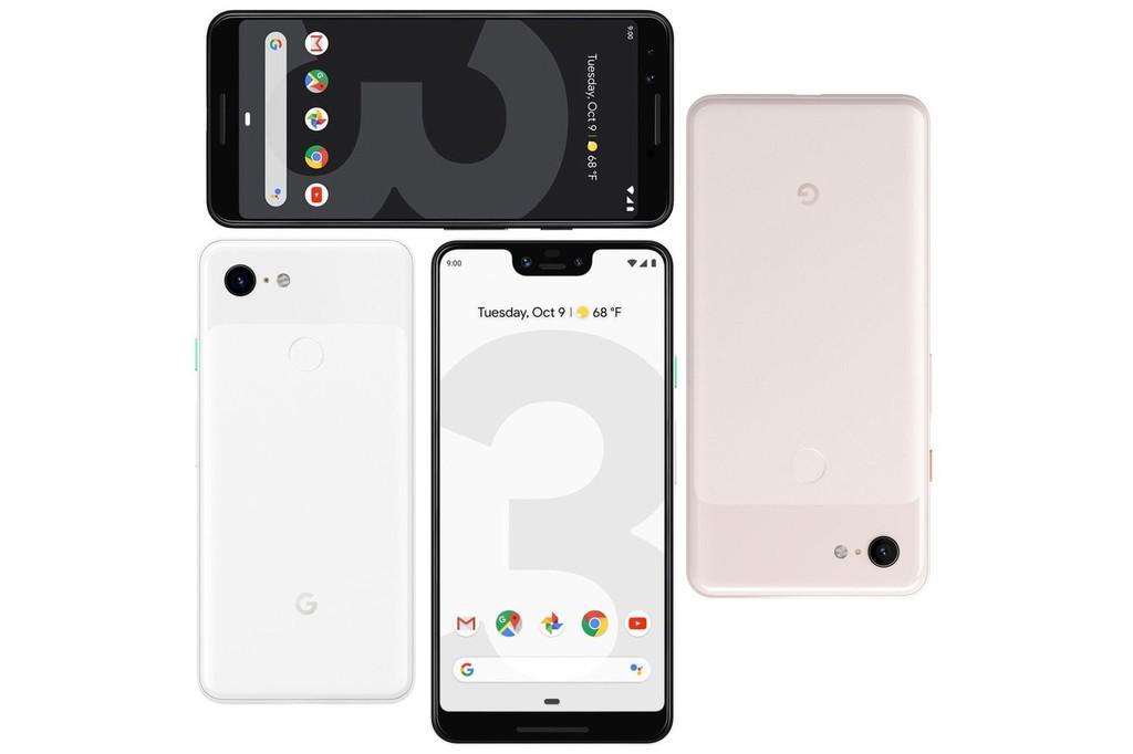 Pixel 3 y Pixel 3 XL: más pantalla que nunca y una cámara trasera que sigue siendo suficiente para Google