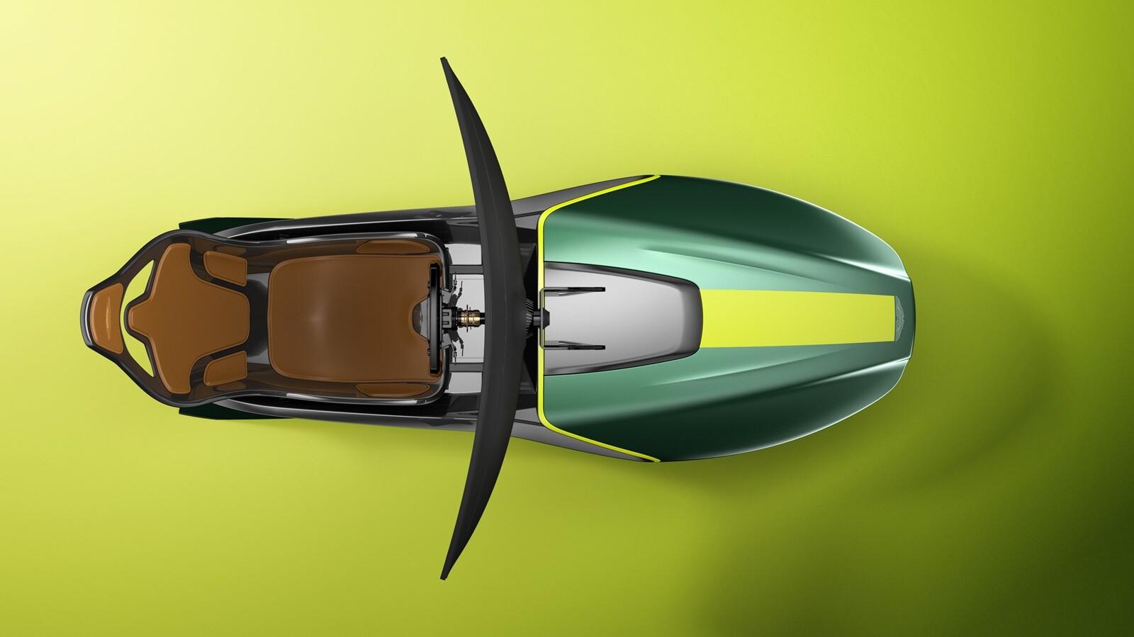 Foto de Simulador Aston Martin AMR-C01 (14/19)