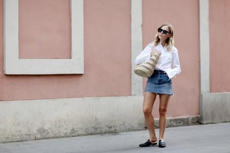 Las 3 maneras de llevar los mocasines con las que el street style nos asegura triunfar esta temporada