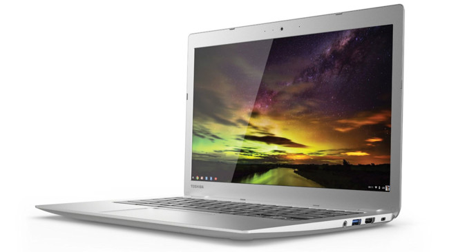 Llegan a España los Toshiba Chromebook 2, pero de momento nada de variante 1080p