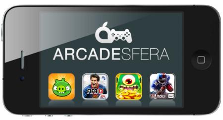 Arcadesfera: lanzamientos de la semana (XXXV)