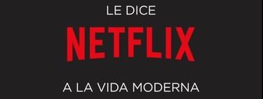 Netflix sigue a otro nivel: Esta promo de 'La casa de papel' y 'La vida moderna' podría ser el crossover del año