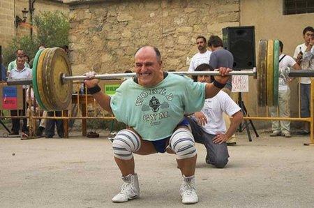 Entrenar los músculos de la pierna por separado, una alternativa a la sentadilla