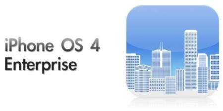 iPhone OS 4 ofrecerá nuevas funcionalidades orientadas a empresas