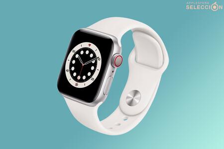 El robusto Apple Watch Series 6 Cellular con caja de acero inoxidable alcanza su precio mínimo histórico en Amazon: 652 euros