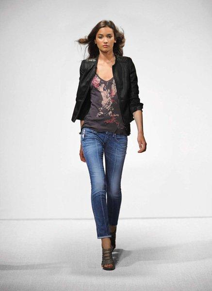 Colección Replay Primavera-Verano 2011: prendas para todos los estilos