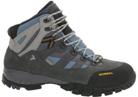 Tres tipos de calzado para andar por la montaña