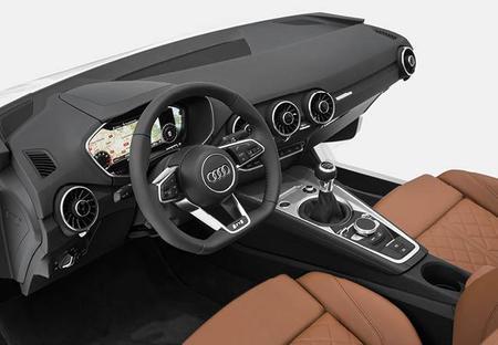 Así es el nuevo Audi TT... por dentro