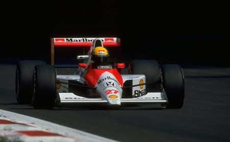 Ayrton Senna Monza 1990