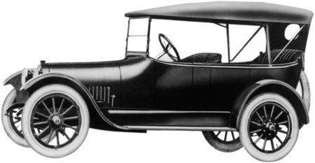 1916 Buick D-45 Touring