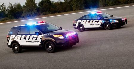 Ford Explorer: el coche de policía más vendido en Estados Unidos