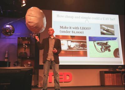 Chris Anderson: la revolución de los bits, de los átomos y de lo DIY