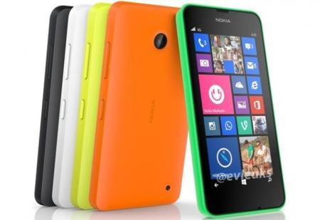Mucho colorido para el Nokia Lumia 630