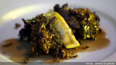 Restaurante el Pekado - carrillada de ternera
