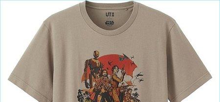 Que la fuerza te acompañe con la mini-colección de Star Wars creada por Uniqlo
