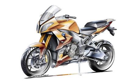 El siguiente paso de BMW, ¿una sport-turismo con motor de S 1000 RR?