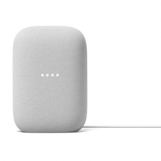 Altavoz Wi-Fi inteligente Google Nest Audio Tiza con Asistente de Google