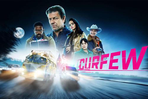 'Curfew (Toque de queda)': un locurón de viaje de mil kilómetros en un mundo apocalíptico en la nueva y gamberra serie de Sky
