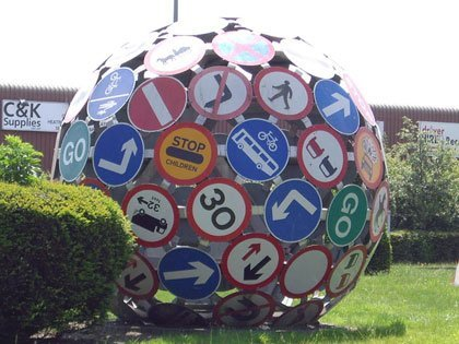 La rotonda didáctica