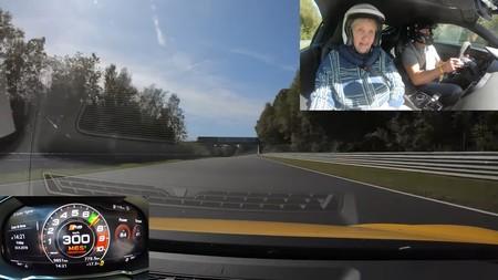 Abuela Nurburgring 1