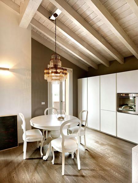 Las 5 claves de una cocina abierta perfecta for Cocinas abiertas al comedor