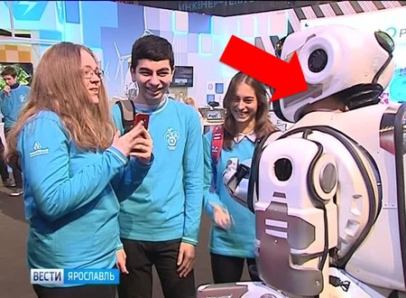 Boris The Robot 1