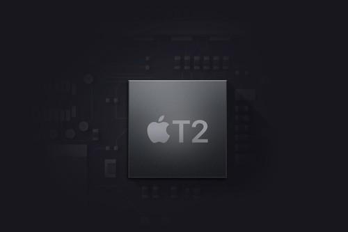 El chip T2 es un cortafuegos para que nadie te escuche con el micrófono de tu Mac sin tu permiso