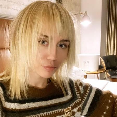 Miley Cyrus Nuevo Look