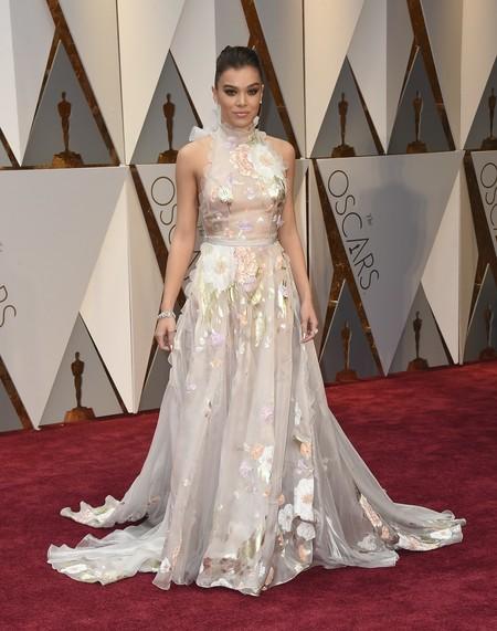 Hailee Steinfeld Ralph Russo Oscars2017
