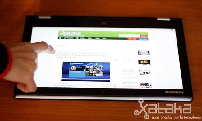 Foto de Lenovo IdeaPad Yoga 2 Pro (22/31)