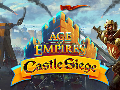 Age of Empires: Castle Siege ya disponible en Android